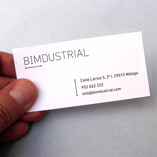 Bimdustrial-tarjeta