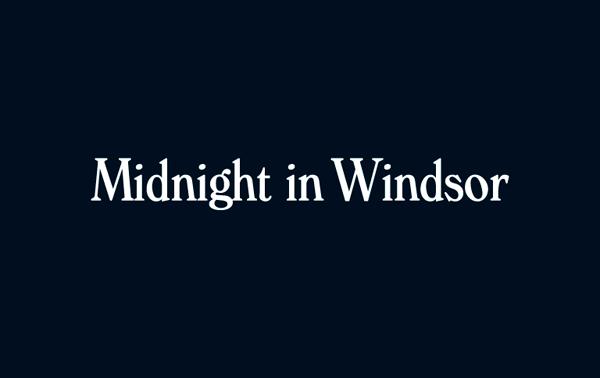 Windsor, la letra de cabecera de Woody Allen